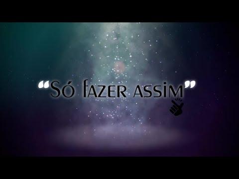 Juvencio Luyiz Feat. SoulPlay -  Só fazer assim (Official Lyric Video)