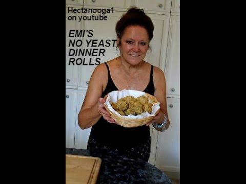Emi S No Yeast Dinner Rolls Recipe Quick Easy Delicious Vegan