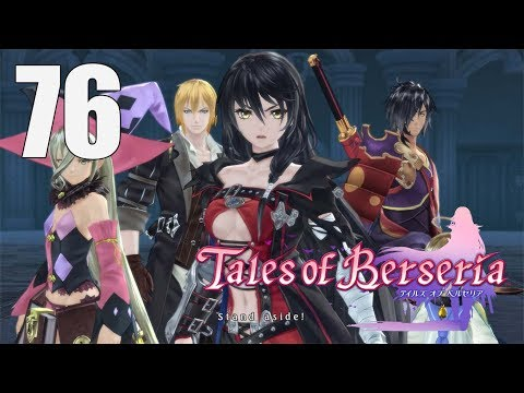 Tales of Berseria - Let's Play Part 76: To the Throne!