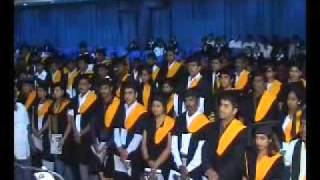 KLE Society's Law College -Graduation Day Oath