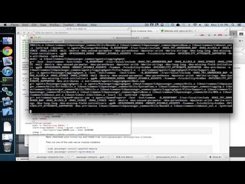 That Tech Company - Building a Rails Server