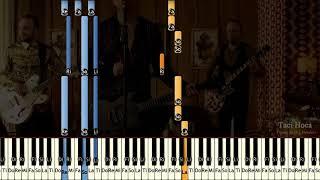 Org ve Piyano Dersleri - Hatıran Yeter ( Zakkum ) - Taci Hoca : 0543 232 91 22