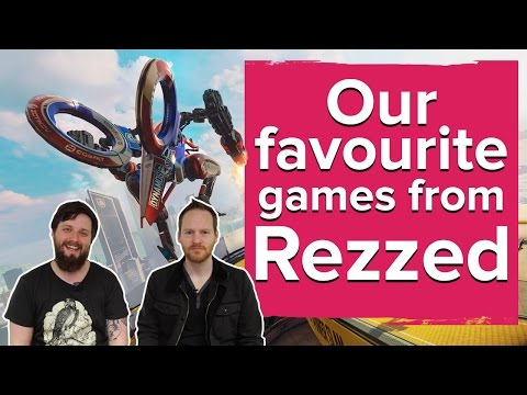 Our favourite games of EGX Rezzed - The Eurogamer Show
