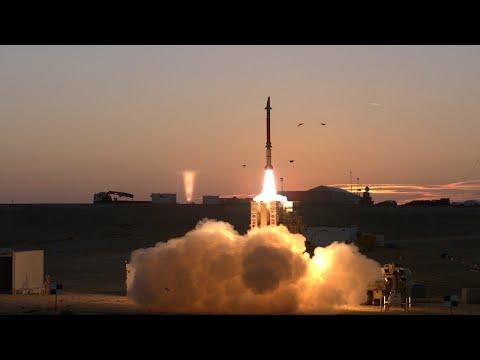 Israel Develops New Defense System
