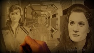"How to draw: ""Jane Badler"""