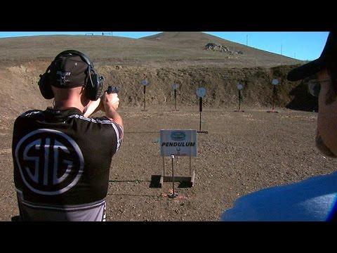 Steel Challenge, Luger P08 & Gun Matchmaker | Shooting USA