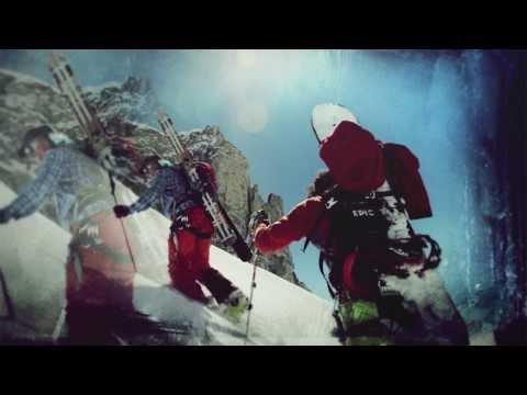Salewa climb to ski camp 2014