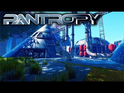 Pantropy - MISSIONS, BLUEPRINTS & FAT LOOT! - Let's Play Pan