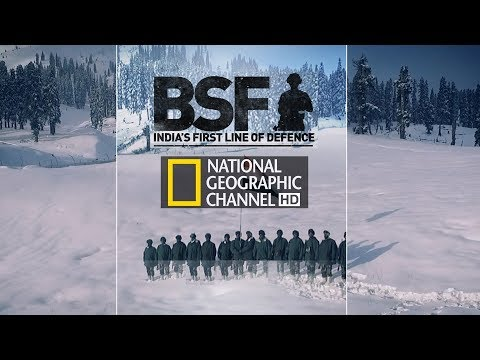 BSF│India's First Line Of Defence│Nat Geo Exclusive