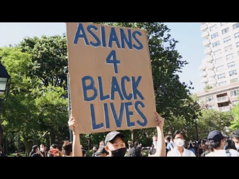 Asians Uniting With BLM Is The Reason For Recent Media Accusations