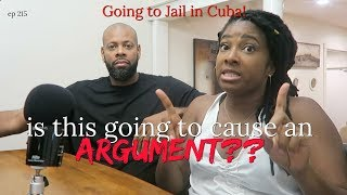 In Jail in Cuba | That Chick Angel TV