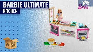 Barbie Ultimate Kitchen & More From Barbie | UK Early Black Friday 2018