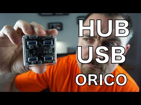 El Hub Transparente ORICO by Amazon.es
