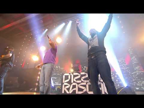 """Dizzee Rascal feat. Teddy Sky - """"Love This Town / Freestyle"""" (YouTube Music Awards)"""