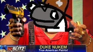 Duke Nukem forever is not fun