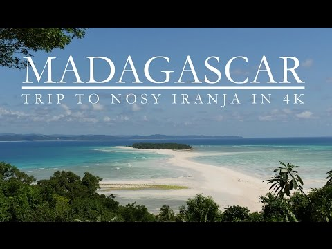 MADAGASCAR 4K | trip to nosy iranja 2016 | GoPro Feiyu Gimbal