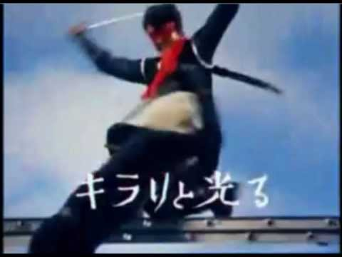 仮面の忍者赤影OP(ナレーション入り)