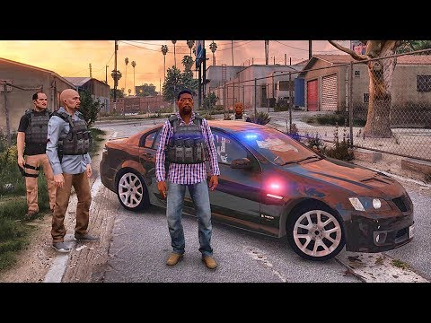 GTA 5 MODS LSPDFR 898 - GANG UNIT!!! (GTA 5 REAL LIFE PC MOD)