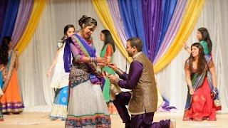 AMAZING Bollywood Love Story Dance