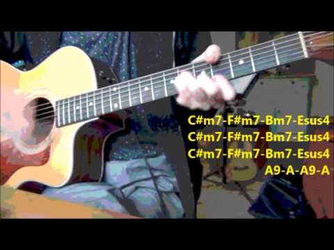 Chris Rea - Driving Home For Christmas - with Tutorial for Guitar ...