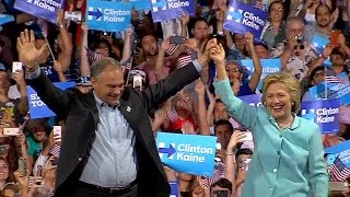 Analyzing the 2016 Democratic ticket: Clinton and Kaine