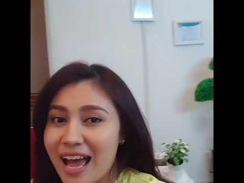 Booth Queenz di JCC Senayan Bersama Chintya Sari