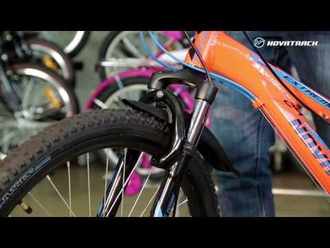 """Велосипед Novatrack Extreme 24"""" 2017"""