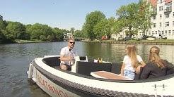"""""""Boat Now"""": Elektrobootfahren für jedermann in Lübeck"""