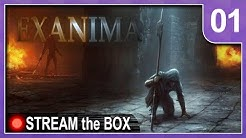 Exanima 01 - Stream the Box - Physics Driven Dungeon Crawling