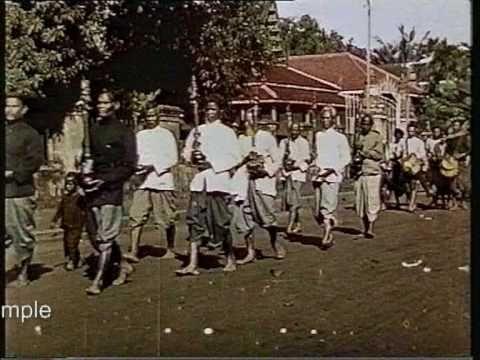 Buddhist ceremonies in old Cambodia in 1907