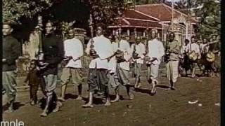 Buddhist ceremonies in old Cambodia in 1910