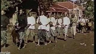 Buddhist ceremonies in old Cambodia in 1910