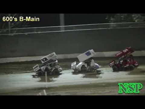July 19, 2018 600 Open Mini Sprints B-Main Deming Speedway
