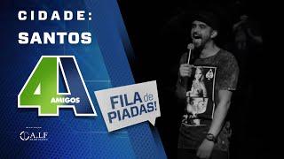 FILA DE PIADAS CIDADE - SANTOS