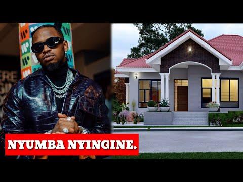 Download DIAMOND aonyesha nyumba nyingine hizi za kisasa,amemjengea mama yake anawajibu waliodai