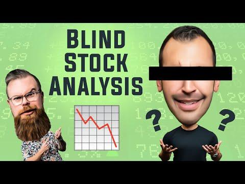 BLIND STOCK ANALYSIS | Overpriced & Volatile | Avoid This Stock?