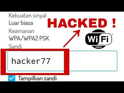 Cara Terbaru Mengetahui Password Wifi Secara Tersembunyi [ Untuk Semua Router 100% Work ]