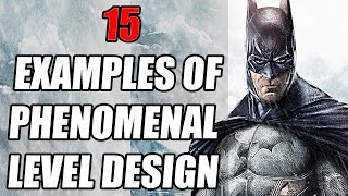 15 Examples of PHENOMENAL Level Design In Video Games