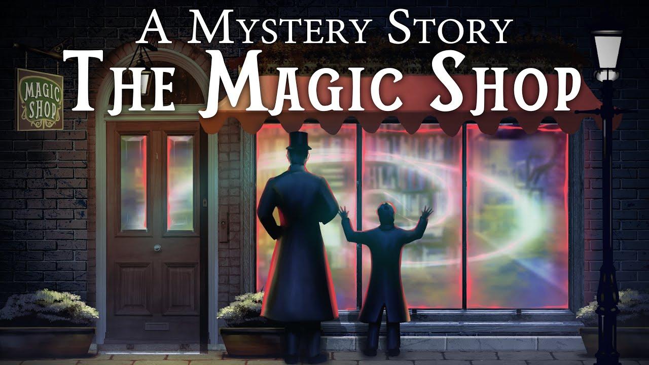 Mystery Sleep Story | The Magic Shop by HG Wells
