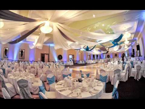 Wedding Decorations For Banquet Halls