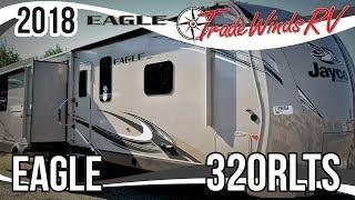2018 Jayco Eagle 320RLTS Travel Trailer RV For Sale Tradewinds RV Center