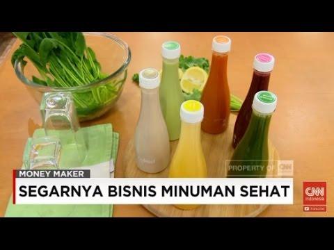 Money Maker - Segarnya Bisnis Minuman Sehat