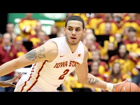 Explosive Half-Court Alley-Oop By Iowa State