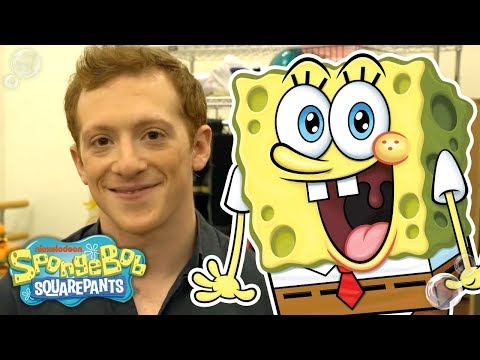 'Describe Your Character Using Emojis' | SpongeBob SquarePants, The Broadway Musical