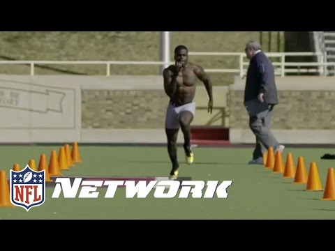 Jakeem Grant Blazes A 4.34 40-yard Dash | Undrafted | NFL Network