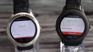 NO 1 D5+ Smart watch Android 5.1 Smartwatch Show