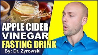 Apple Cider Vinegar Fasting Drink | Tastes Amazing!
