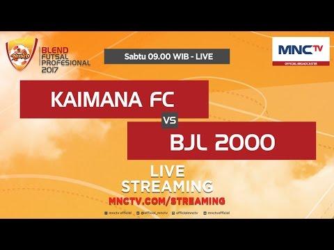 Kaimana FC VS BJL 2000 (FT : 1-3) - Blend Futsal Profesional 2017