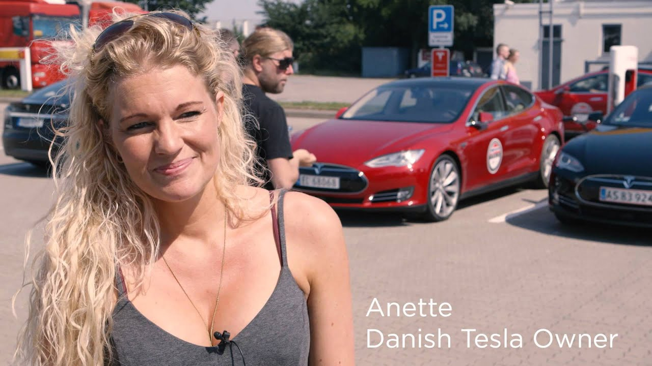 Customer video: From Oslo to Amsterdam during the European Supercharger Rally.