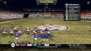 NCAA Football 10 [PS3/360] Review